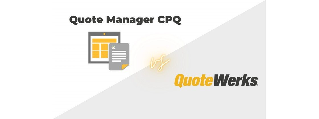 Quote Manager vs Quote werks